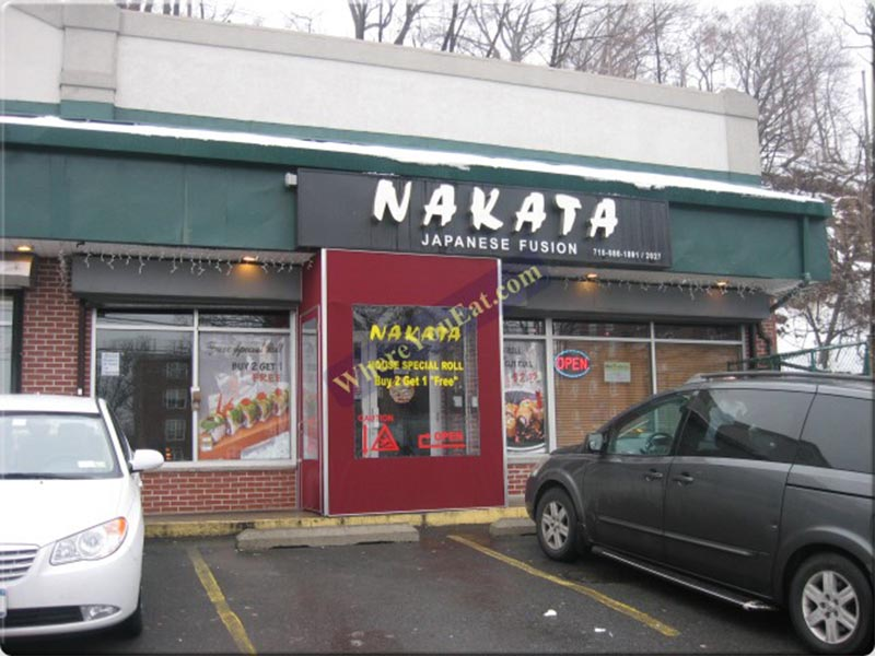 Nakata Best Restaurant In Dongan Hills
